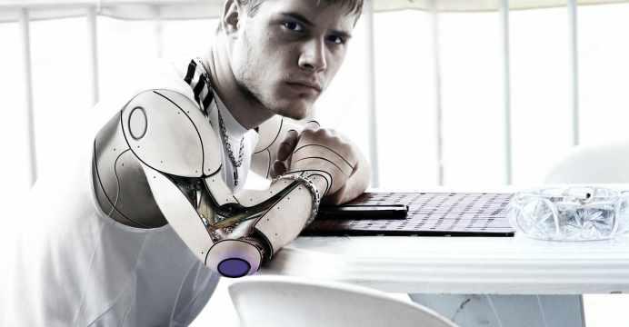 Robots y Humanos - Embodiment - Sentir