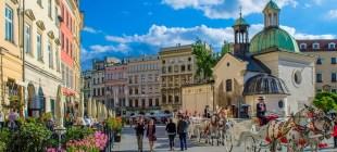 Krakow'da Mutlaka Görmeniz Gereken Yerler