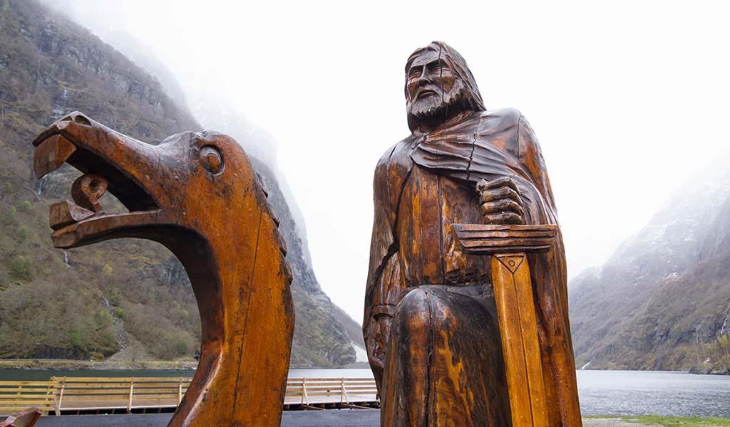 avrupa rüyası norveç fiyortları vikingler