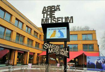 Bir Müzik Dehası ABBA ve Stockholm'deki ABBA Müzesi