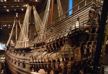 İsveç Kraliyet Vasa Müzesi Hakkında Bilmeniz Gerekenler