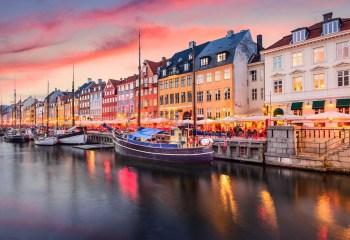 Kopenhag Sokaklarında 24 Saat