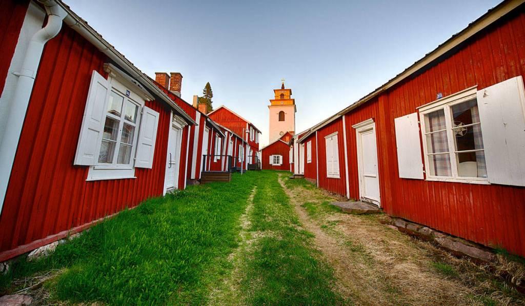 isveç Gammelstad