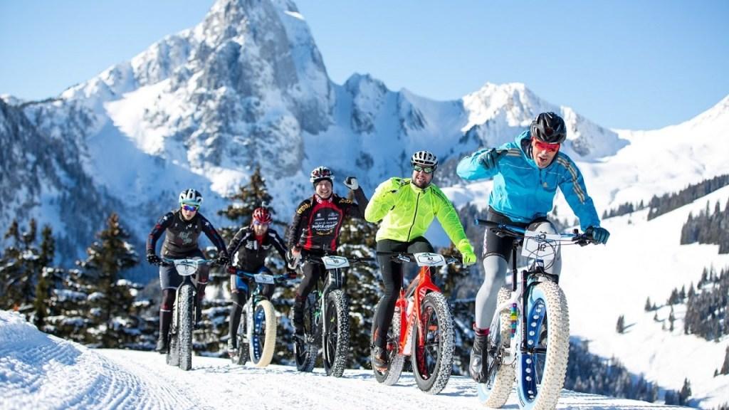 Snow Bike Festival