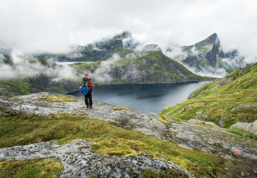 Norveç'in Doğa Harikası Latofen Adaları