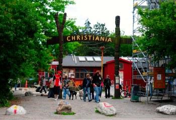 Kopenhag'ın Aykırı Şehri Christiania ve Hikâyesi
