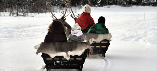 Kuzey Avrupa'da Kış Mevsimini Sevmek için 4 Neden