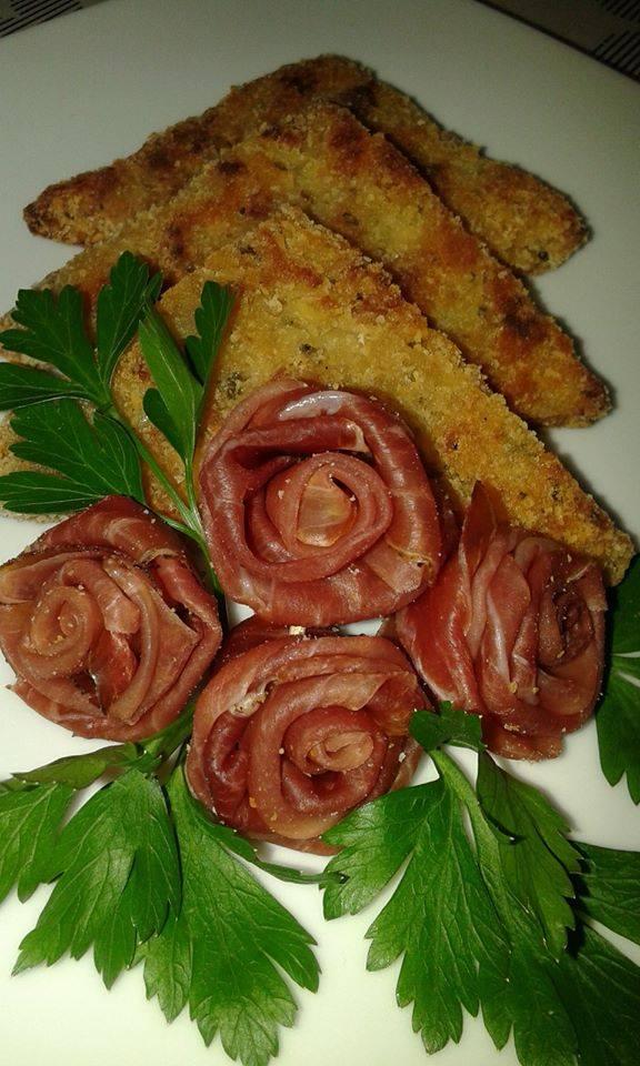 Tramezzini me patate dhe spek ( Receta gatimi nga Leonora Pane ) - KuzhinaIme.al