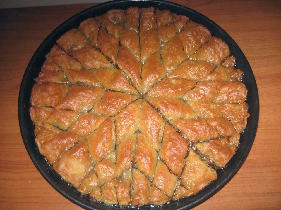 Bakllava Turke - Dallandyshe Siqeca - KuzhinaIme.al