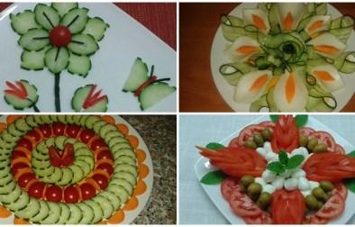 dekorime sallata
