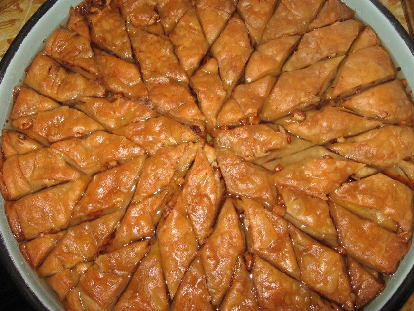 Bakllava sipas tradites Kosovare