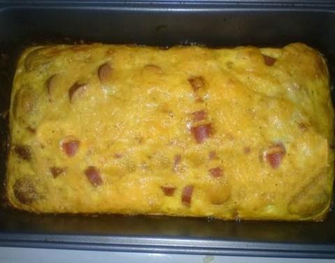 omlete ne furre