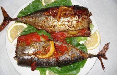 peshk ne furre