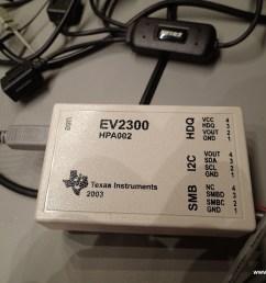 ti ev2300 usb to i2c smbus adapter [ 1280 x 960 Pixel ]