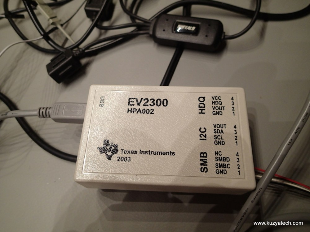 medium resolution of ti ev2300 usb to i2c smbus adapter