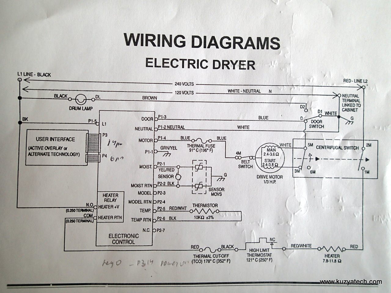 electric dryer wiring diagram class visual paradigm whirlpool duet gew9250pw0 resurrection kuzyatech
