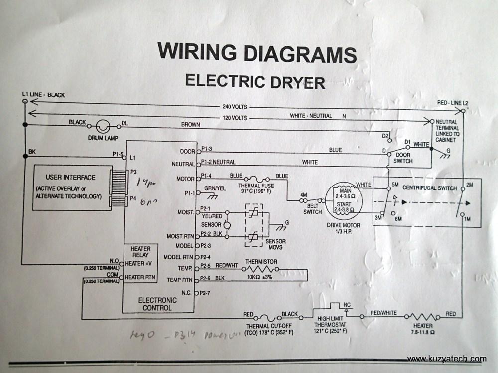 medium resolution of wiring diagram for whirlpool dryer wiring diagram files wiring diagram for whirlpool dryer ler4634eq2
