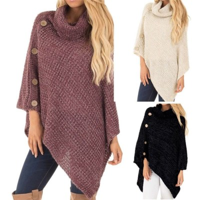 Winter autumn women sweater coat casual ladies top