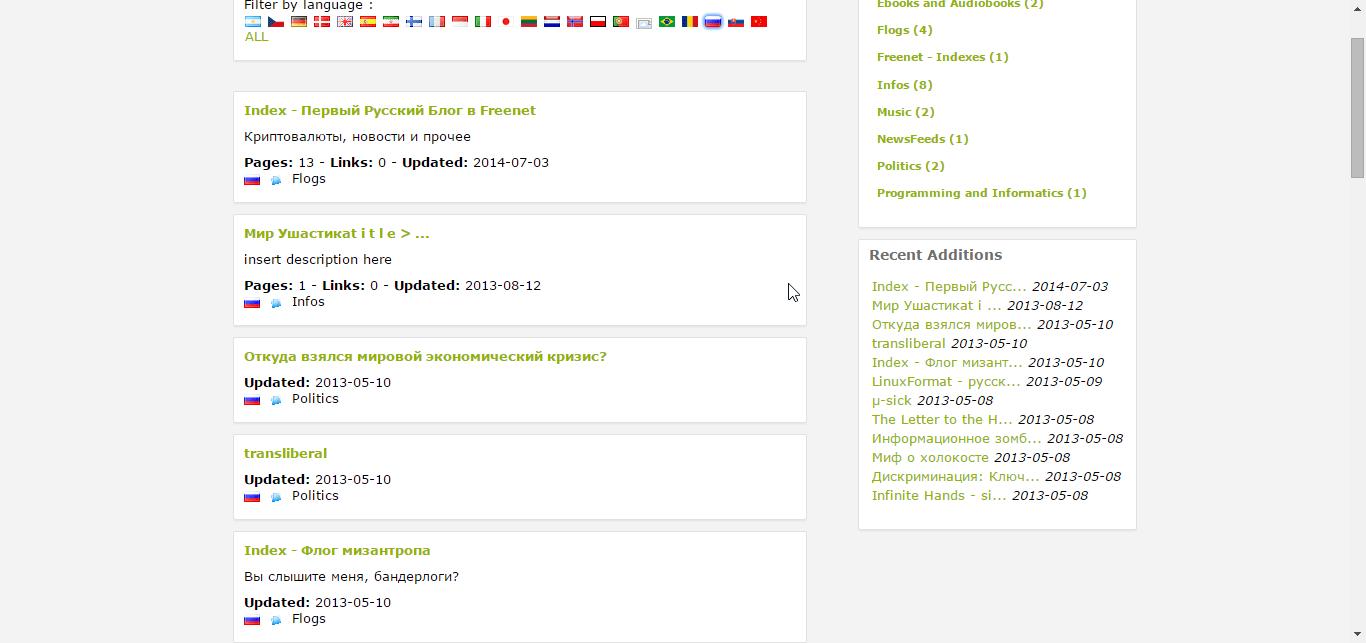 freenet darknet