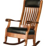Auntie S Rocker Amish Solid Wood Rocking Chairs Kvadro Furniture