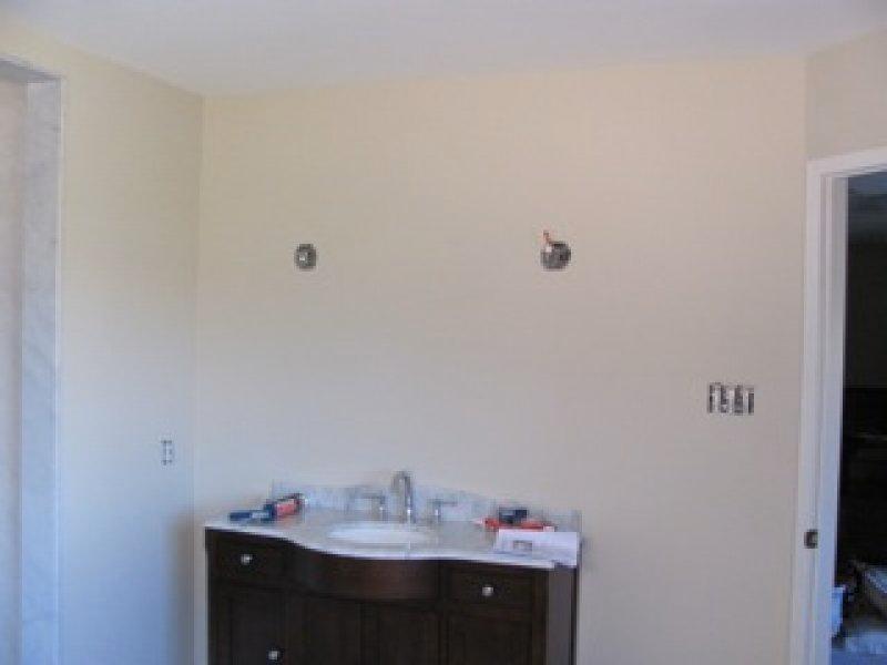 Bathroom Wall Sconces Installation Brampton-3