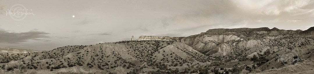 Ghost Ranch Panorama