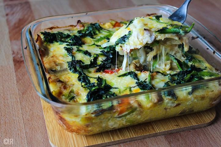 ovenschoteltje kip & kaas – de k van koken