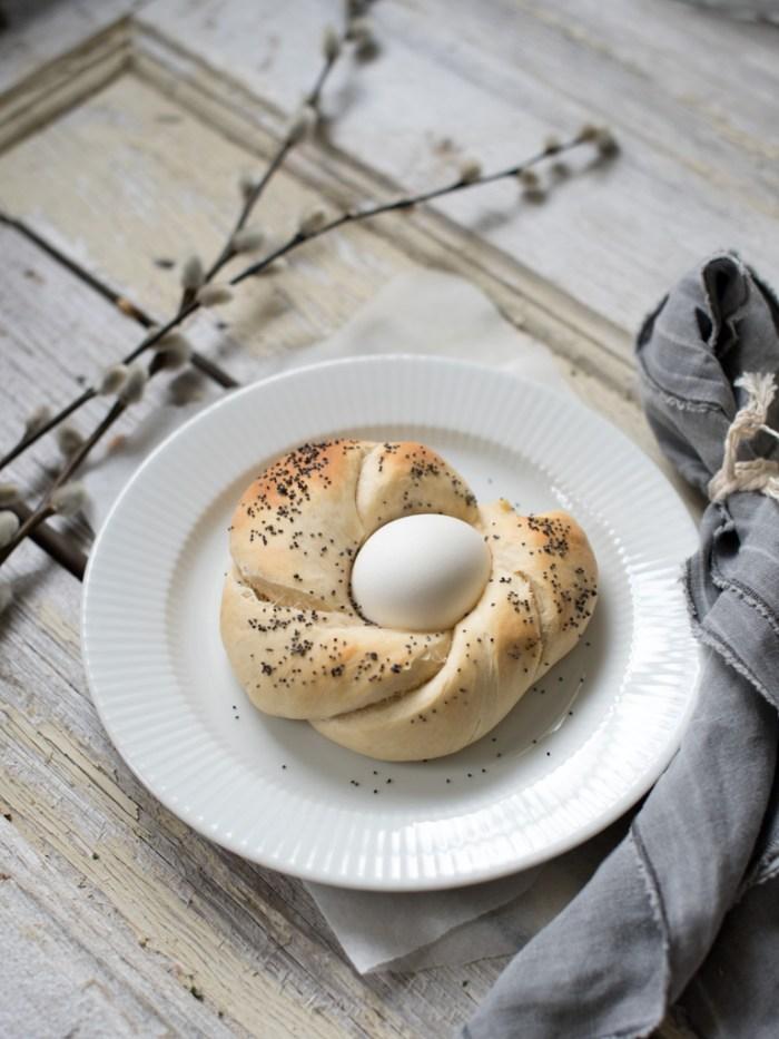 italienske påskebrød