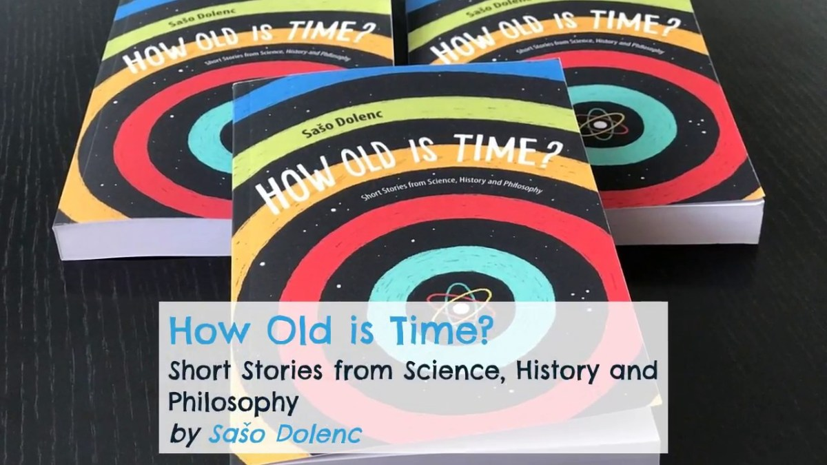 Video napovednik knjige - How Old is Time?