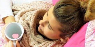Ali mraz poveča možnost za razvoj prehlada in gripe?