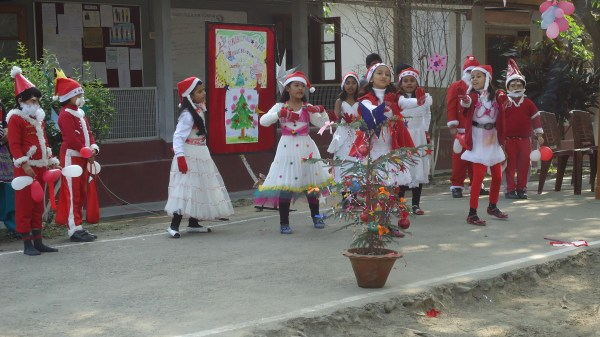 Christmas Day Celebration 2013-14