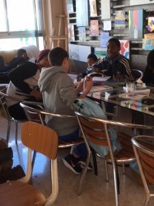 kids in Concafe