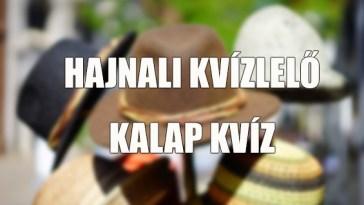 kalap-kvíz