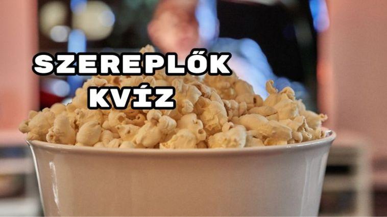 Szerepelők kvíz - ismerd fel a retro magyar film címét!