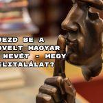 Fejezd be a közkedvelt magyar költők nevét kvíz - megy a telitalálat?