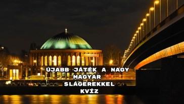 Újabb játék a nagy magyar slágerekkel kvíz - összerakod a telitalálatot?