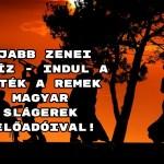 Újabb zenei kvíz - Indul a játék a remek magyar slágerek előadóival!
