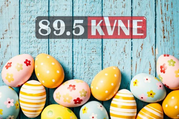 89.5 KVNE East Texas Christian Radio Easter Audio Ear Candy