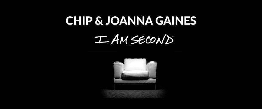 Chip and Joanna Gaines I Am Second