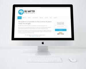 Blu Matter Project Website
