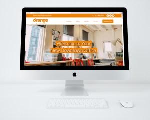 Orange Offices Website