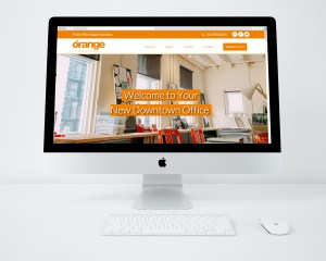 Orange Offices Website