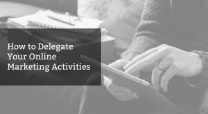 Delegate Online Marketing