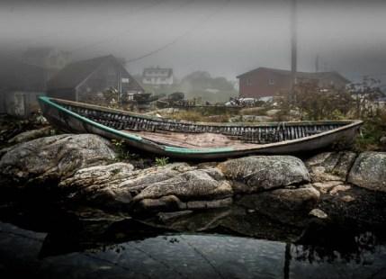 Old East Coast Boat