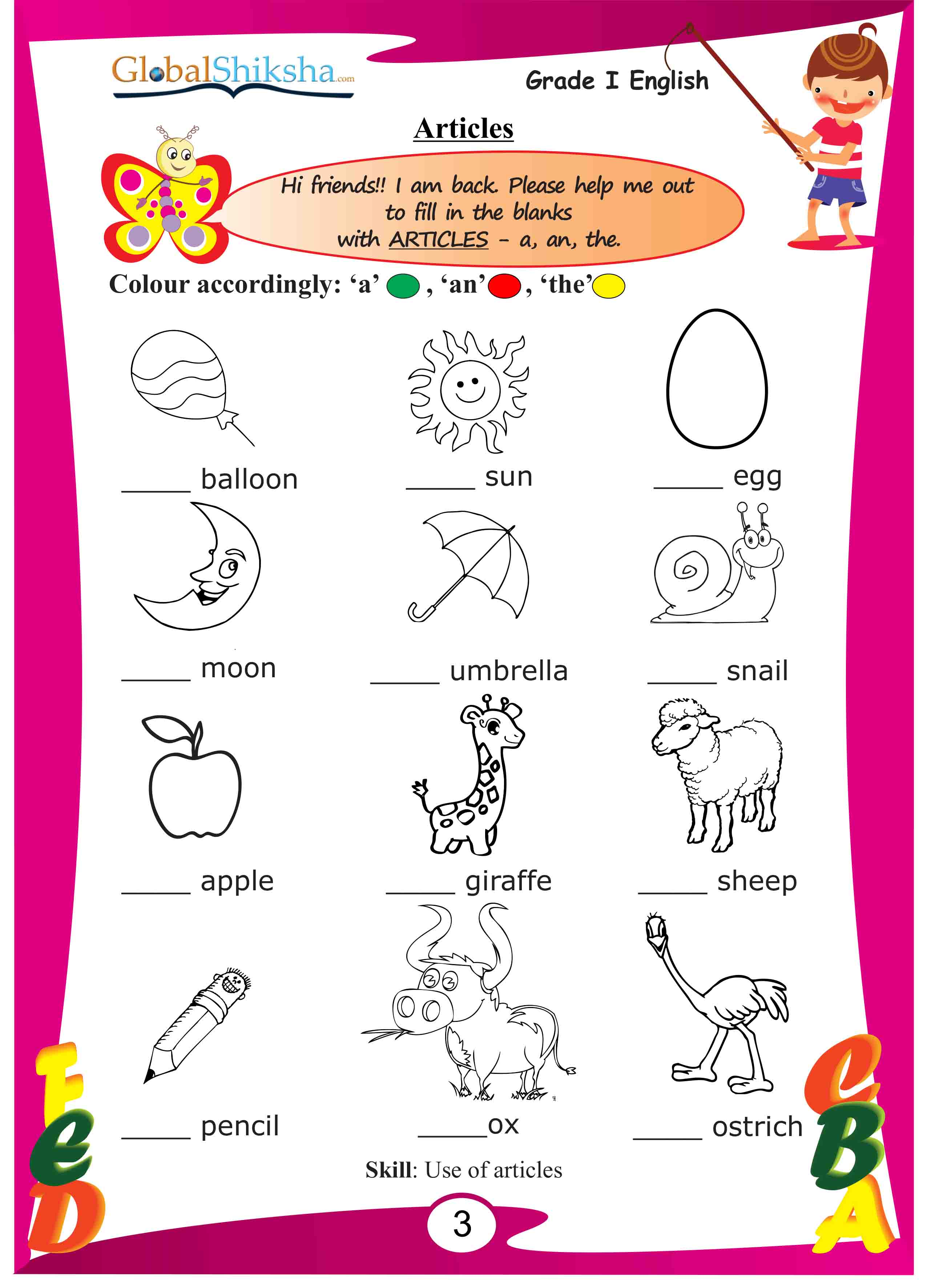 - Worksheet Class 1 Kvs Printable Worksheets And Activities For