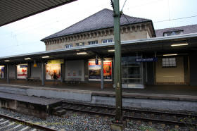 Bad Cannstadt Bahnhof