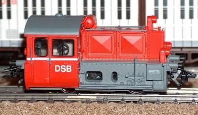 Märklin 36821 DSB Köf