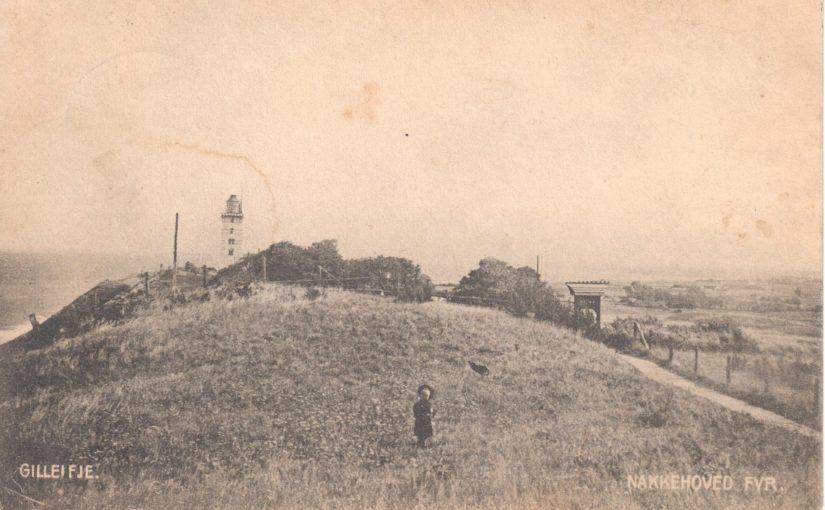 Postkort fra Gribskov og Gilleleje i gamle dage
