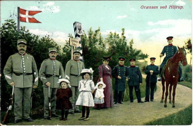 Grænsen 1911, Højrup
