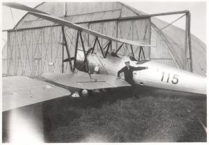 Marinens Flyveskole 1935; Avro Tutor (L.B.IV)